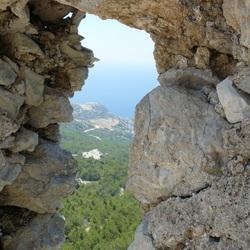Doorkijkje op Rodos (2)