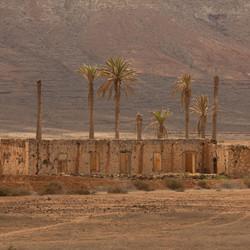 Droogte op Fuerteventura