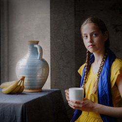 Milkmaid Cheyenne