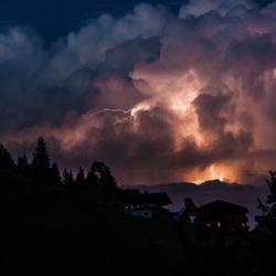strike by lightning