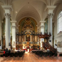 Mozes en Aaronkerk in Amsterdam