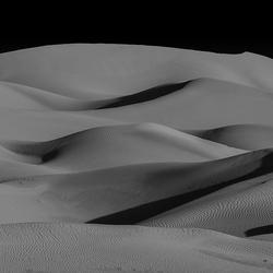 Stacked Dunes (BW)