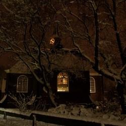 avond opname dorpskerk vreeswijk