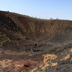 Grenzen verleggen op de Etna