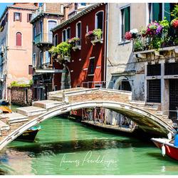 Joodse wijk Venetië