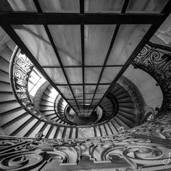 Neem ik de trap of toch maar lekker lui met de lift