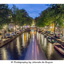 Citylights in Amsterdam