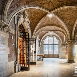 Entree Hall
