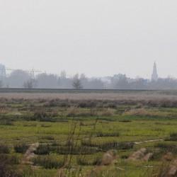 Skyline Groningen.