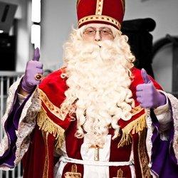 De Sint is tevreden!
