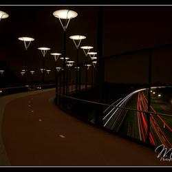 Zwevende lichtkappen