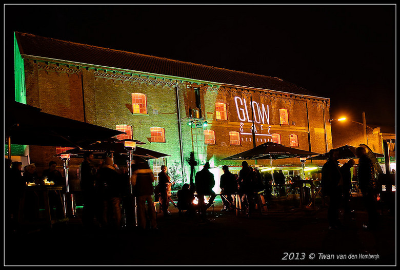 Glow 2013 - Glow Café