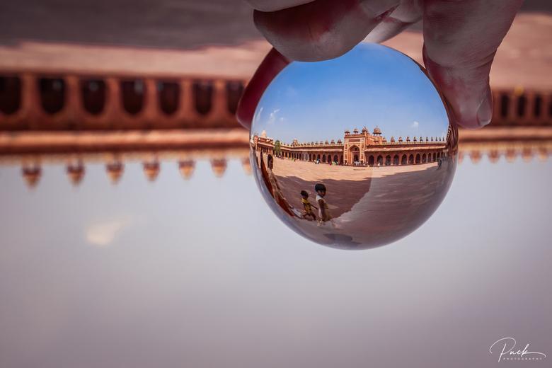 Reflectie -