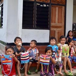 Balinese kinderen