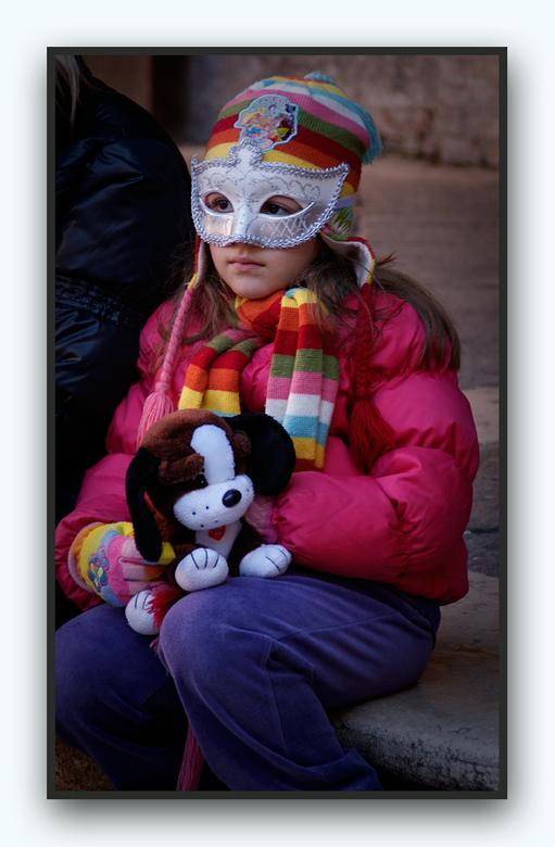 OOK DIT IS KARNAVAL - Nog eentje van Venetië<br /> grtjs,  Renata