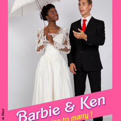 Barbie en Ken - Are going to marry !