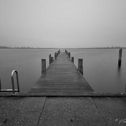 Lauwersmeer - Zwart/Wit