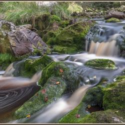 Klein watervalletje