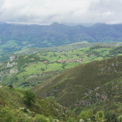 Nevel in Picos de Europa