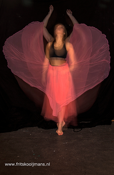 Cursus bewegen met meerdere bewegingen