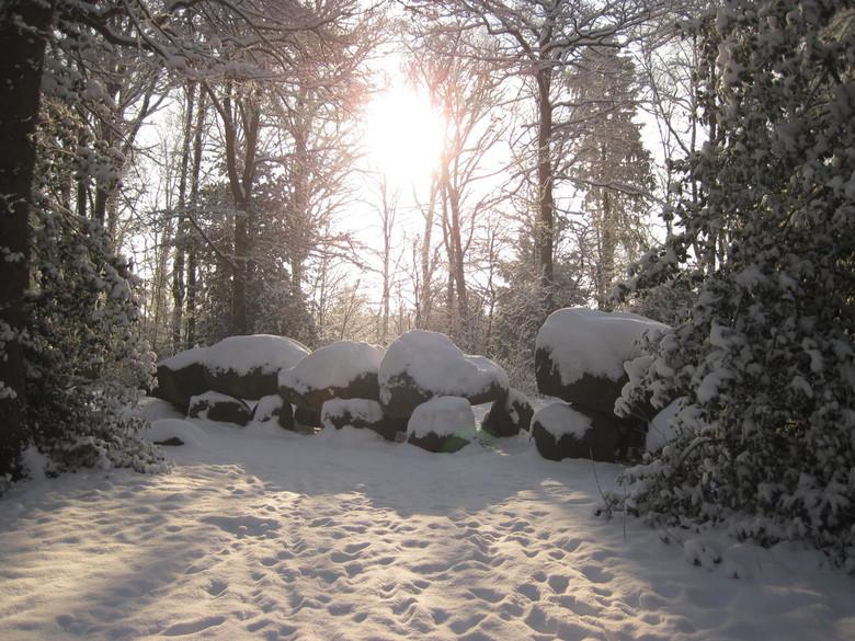 Winterse Hunebedden