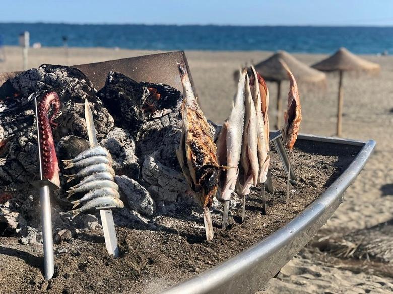 Fresh Fish, Málaga 2018 -