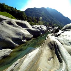 Valle Verzasca - Zwitserland