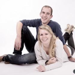 Kristian en Anouk