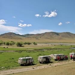 Orkhonvallei, Mongolië