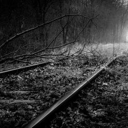 verlaten spoor