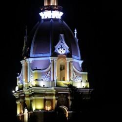 Kerk in Carthagena