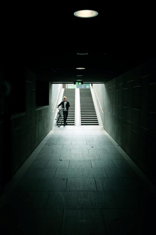 Underground passage -