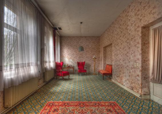 Hotel Overlook - Verlaten hotel, diep verscholen in de Duitse bossen...