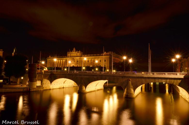 stockholm - stockholm by night