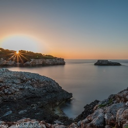Zonsopkomst in Cala D'Or