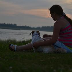 hond & baasje