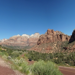 Roads of Zion