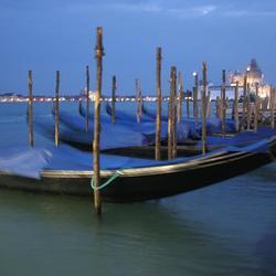 beweging in Venetië