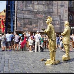 Zeg eens..is Praag een grote stad ?..Ja best wel ..hoezo ?..nee zo maar !!!