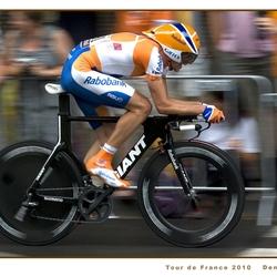 Tour de France 2010 Denis Menchov
