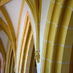 Kerk draagconstructie