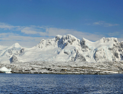 Antarctica, Booth Island