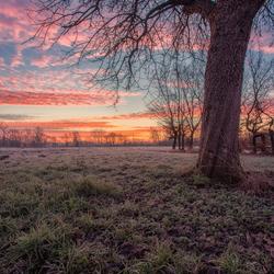Sunrise of the year