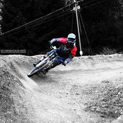 Downhill Biker @ Malmedy (België)