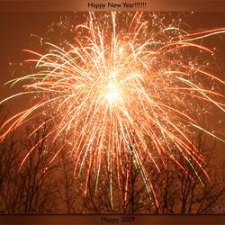 Gelukkig Nieuwjaar!!!!!