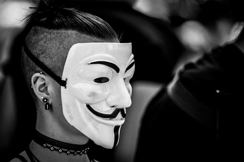 V for Vendetta - V for Vendetta