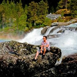Waterval Noorwegen