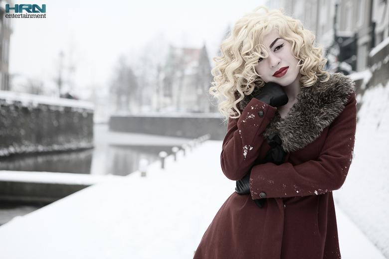 HRN Photography 2013 - Senna Amarnis - Winter Shoot - Twilight Saga