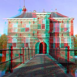 kasteeltuin Bouvigne 3D