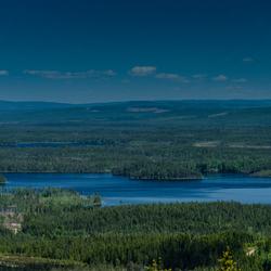 Zweden vanaf 500 meter.
